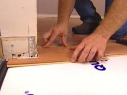 T Moulding For Laminate Flooring How To Finish Installing Laminate Flooring How Tos Diy