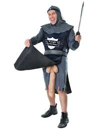 spartacus halloween costume knight to remember rude flasher stag night fancy
