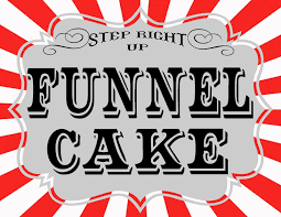 funnel cake express clip art library