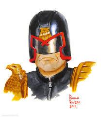 Judge Dredd Halloween Costume Awesome Art Picks Nightwing Judge Dredd Walking Dead