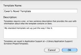 tech tuesday templates in scrivener u2013 gwen hernandez