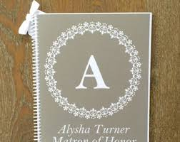 of honor planner book of honor wedding planner custom of honor planning