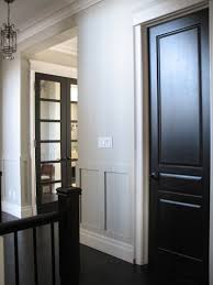 Colored Interior Doors Willow Bee Inspired Be Inspired No 81 Black Interior Doors