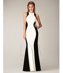 black and white dresses black and white formal dresses fashionoah