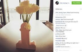Good Vase T O P Gives Us All A Vase For Valentine U0027s Day U2013 Asian Junkie
