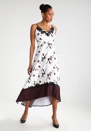 maxi kjoler fotsid kjole multicolor dame klær kjoler