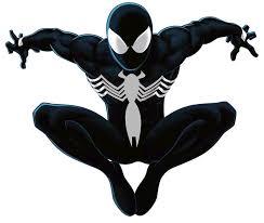 black suit spider man ultimate alexiscabo1 deviantart