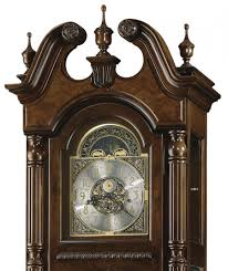 Howard Miller Grandfather Clock Value Clockway Howard Miller Edinburg Triple Chiming Traditional