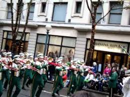 seattle roosevelt high school marching band seattle macy s day