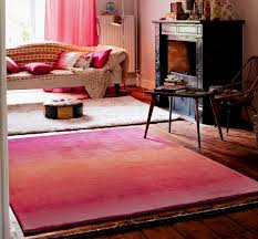 Www Modern Rugs Co Uk Esprit Summer Orange Pink Image 1 Modern Rugs Co Uk