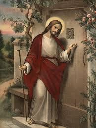 jesus door painting amazon com jesus christ knocking at the