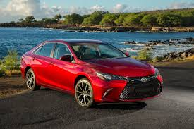 latest toyota cars 2016 2017 toyota camry xse i 4 first test review motor trend
