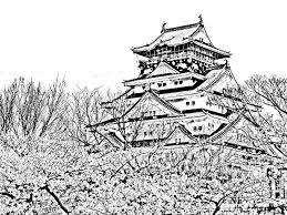 vive le color japan coloring book color in de stress ninja japan