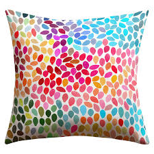 Pillow Designs by Amazon Com Deny Designs Garima Dhawan Rain 6 Outdoor Throw