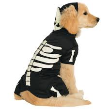 Extra Large Dog Halloween Costumes Glow Dark Skeleton Extra Large Dog Costume Large Dog
