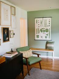 home tours shannon u0027s eclectic vintage family room