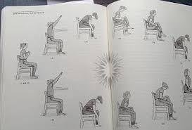 Chair Yoga Class Sequence Friday Q U0026a Chair Yoga Paperblog