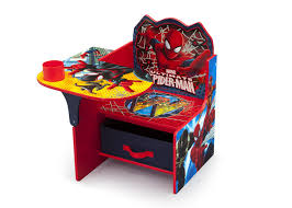 Play Table With Storage And Chairs Chair Desk With Storage Children Food Play Study Table Marvel