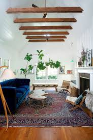 blue velvet sofa living room rustic with sofas