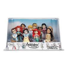 disney halloween figurines disney animators u0027 collection deluxe figure play set shopdisney