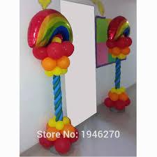 oversize balloons 100pcs lot wedding decoration oversized helium rainbow
