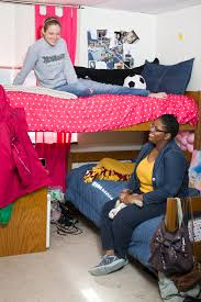 Seventeen Zebra Darling Bedroom Set Anderson Dorm Setups Http Www Montreat Edu Student Life