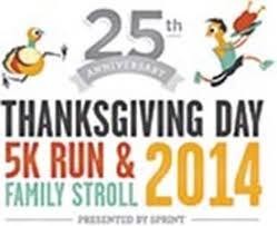 largest kansas city thanksgiving day run celebrates 25 years