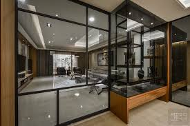 design yu interior of the apartment in taiwan from hsiao hui yu