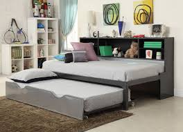 Black Twin Bed Bedroom Design Twin Bed And Trundle A Flexible Bed Type For Kids