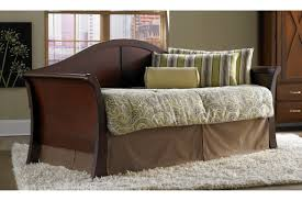 furniture akami pop up trundle daybed with softy pillows for home