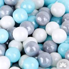 Edible Candy Jewelry Edible Candy Pearls Snowflake Mix 7mm U2013 Caljavaonline