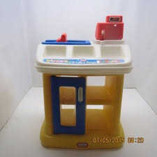 vtg little tikes grocery store cash register kids pretend play