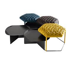HIVE OTTOMAN Poufs From BB Italia Architonic - Hive furniture