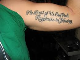 the best of us find happiness in misery search