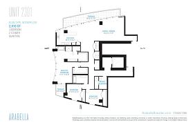 floor plans arabella