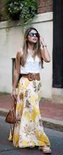 best 25 floral maxi skirts ideas on pinterest maxi slit skirt
