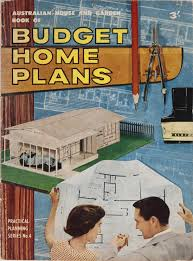 Period Homes And Interiors Post War Sydney Home Plans 1945 To 1959 Sydney Living Museums