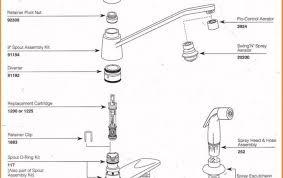 how to replace cartridge on moen kitchen faucet moen single lever kitchen faucet cartridge replacement besto