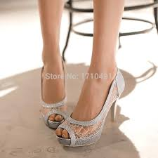sandale mariage 34 best chaussures de mariage images on html shops