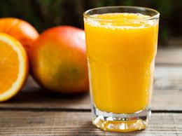 Mango Juice mango juice kabab and curry