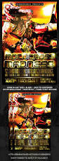 motocross madness games motocross flyer graphics designs u0026 templates from graphicriver