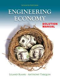 engineering economy 7th edition solution manual blank u0026 tarquin