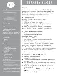Great Graphic Design Resume Examples Creative Resumes Are Not Just For Graphic Designers U2013 Berkley By Day