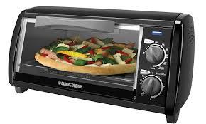 Toaster Oven Bread Amazon Com Black U0026 Decker To1420b 4 Slice Toaster Oven Black