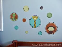 ilovethatmom decorating with removable wall stickers for your i had bought some wall stickers on sale of course because i am a frugal shopper more on my frugalness in another post and then waited till