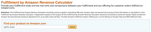 amazon fba profit calculator know your profits jungle scout