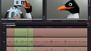 tutorial video editing lightworks video editing basic timeline edits dototot