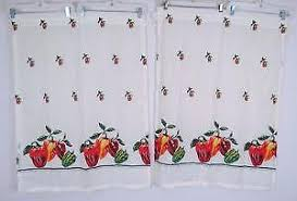 Where To Buy Kitchen Curtains Online by Kitchen Curtains Ebay