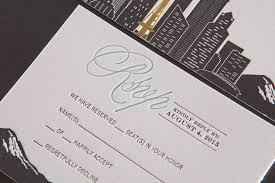 formal seattle wedding invitations pike press