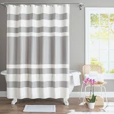 bath u0026 shower beautiful awesome brown drapery curtains and